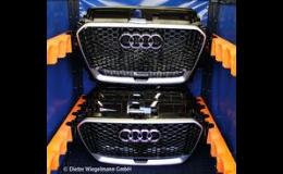 Vstřikovací stroje do průmyslových výrob v automobilovém, strojírenském odvětví
