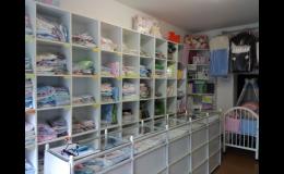 Prodej kojeneckého textilu, Prostějov