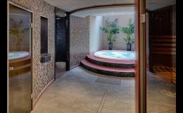 Hotel v centru Brna s wellness centrem