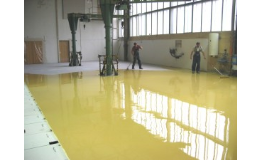 Výroba, dodávka, montáž průmyslové podlahy Olomouc