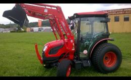 Komunální traktor, prodej, Ostrava