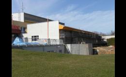 Kompletní projekční činnost budov, Pelhřimov