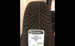 Zimní pneumatiky Continental - Zlín