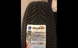 Zimní pneumatiky Kleber - Zlín