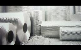 Výztuže, pyskyřice pro výrobu kompozitů - dodávka