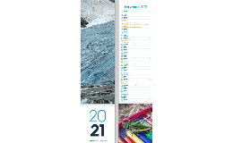 Výroba fotokalendáře z vlastních fotek online