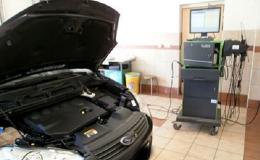 Měření emisí u luxusních vozidel Ostrava a Rychvald