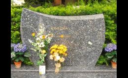 výroba náhrobku - Brno