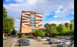 Hotel Avanti - výchozí bod pro výlety po Brně