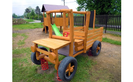 Dětská hřiště na školní či obecní hřiště - výroba