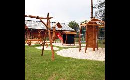 Zahradní dětská hřiště - výroba Odry