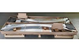 Výroba montovaného přístřešku pro kola