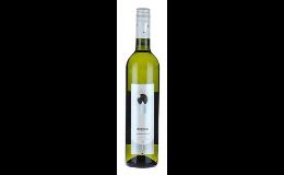 Dodávka firemních vín s logem firmy