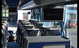 Na cestu luxusním autobusem - pronájem