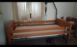 Pronájem polohovacích postelí Ostrava