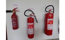 Prodej hasicích přístrojů Šumperk