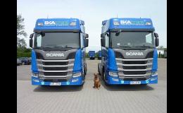 Opravy a servis nákladních vozů - Valašské Meziříčí