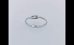 Prodej zásnubních prstenů s brilianty