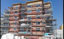 předkolaudační úklid - bytový dům