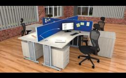 Prodej kancelářských židlí i s doplňky Znojmo