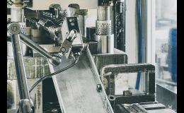 Ruční lisování kovových dílů Třinec