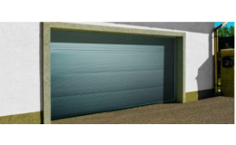 Garážová vrata FIBER od firmy OLYMPS DOOR