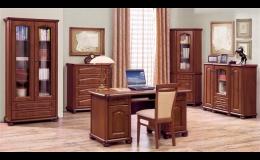 Klasický nábytek do pracovny