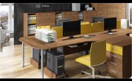 Moderní řešení kanceláře, Brno