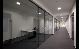 Moderní firemní interiéry, reprezentativní účely