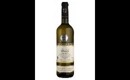 Prodej moravských vín ve vinotéce