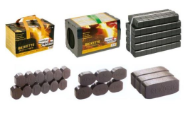 Packaged and bulk hard and brown coal, coke, briquettes - wholesale  the Czech Republic