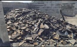 Výstavby skladů pro kamenivo, Opava