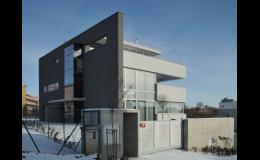 Designové stavby pro bydlení