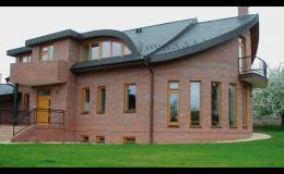 Stavby domů, zajištění projektu a všech dokumentů