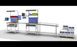 E-shop s komponenty pro štíhlou výrobu