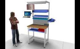 Štíhlá výroba, návrh, vizualizace a výroba