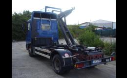 Prodej a servis hydraulických zvedacích zařízeních