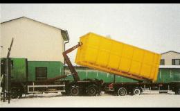 Hydraulické kontejnerové nástavby