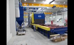 Pískovací zařízení OPTIMA, prodej od výrobce