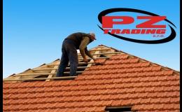 Profesionální montáž střech na klíč