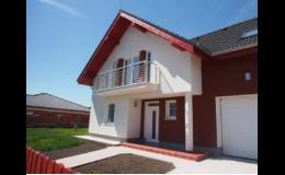 Dodávka tlakové kanalizace pro rodinné domy Olomouc