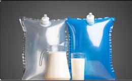 Bag-In-Boxy pro sterilní balení čerstvého mléka