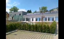 Stavby Nisa s.r.o. zateplení polyfunkčního domu Frýdlant