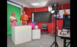 Live Stream tiskové konference a další projekty