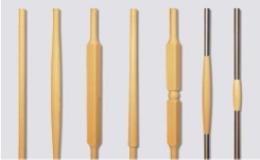 Doplňkové dřevěné komponenty ke schodišti zakázková výroba