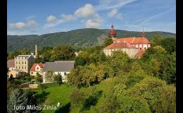 Horní Jiřetín, historické památky a krásná příroda