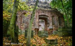 Lesní útvary, zříceniny hradů, vodopády rybníky