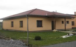 Rodinný dům - stavba na klíč Ivančice