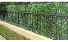 Dodávka živých umělých plotů