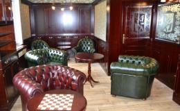 Zakázková výroba čalouněného nábytku pro reprezentativní prostory